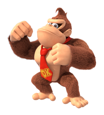 Donkey Kong.