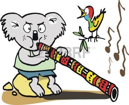 Didgeridoo Stock Vector Illustration And Royalty Free Didgeridoo.