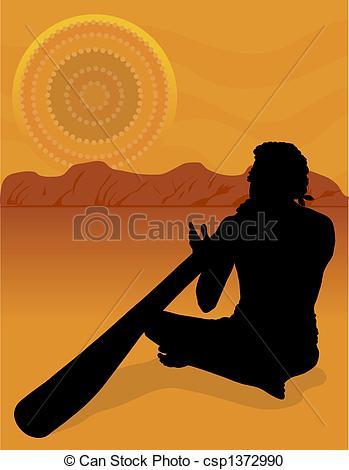 Didgeridoo Clip Art and Stock Illustrations. 35 Didgeridoo EPS.