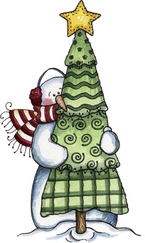 Die besten cliparts zu weihnachten.