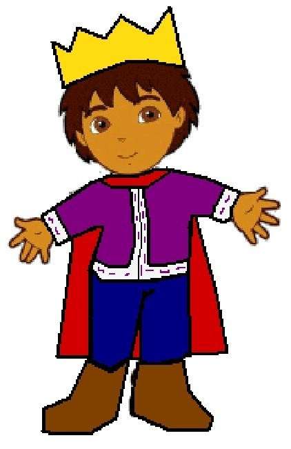 Prince Clipart.
