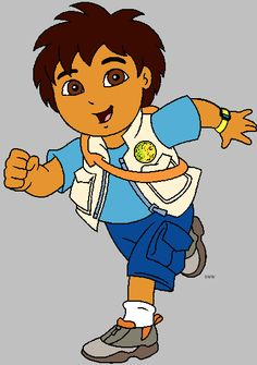 Diego clipart.