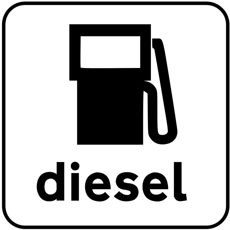 Diesel Clipart.