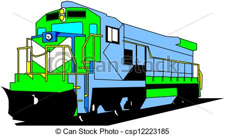 Locomotive Illustrations and Clipart. 7,648 Locomotive royalty.