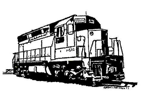 Railroad clipart - Cli...