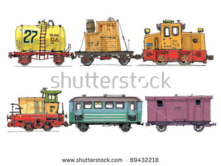 Coal Train Banco de imágenes. Fotos y vectores libres de derechos.