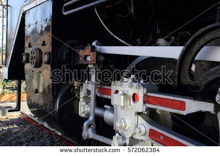 Locomotive Stock Images, Royalty.
