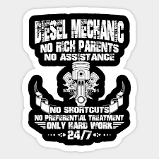 diesel mechanic clipart.