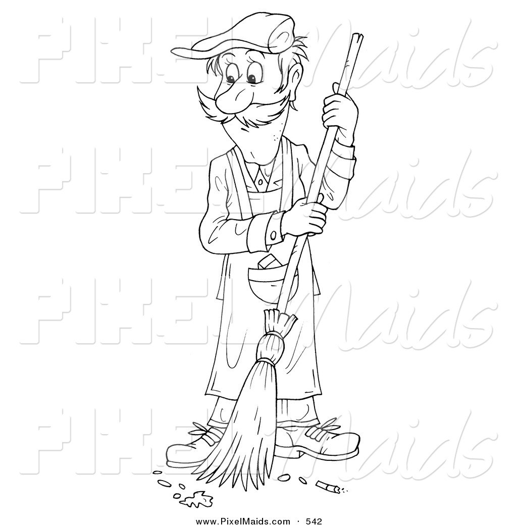 Diesel Mechanic Clipart Color Pages Clipground