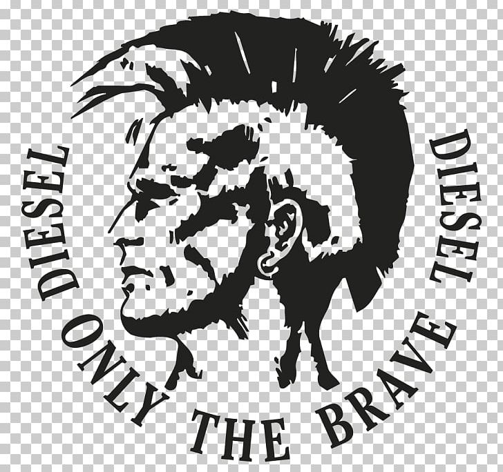 Diesel Only The Brave Logo Encapsulated PostScript PNG, Clipart.