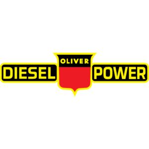Oliver Diesel Power logo, Vector Logo of Oliver Diesel Power.