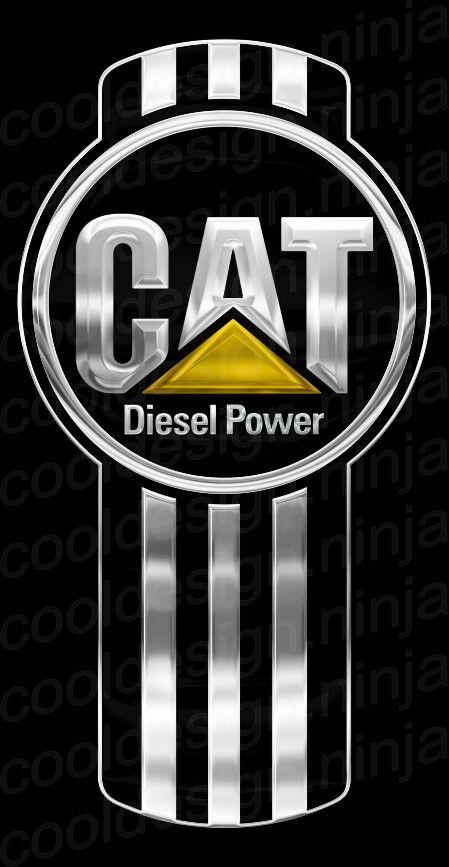 CAT Diesel Power.