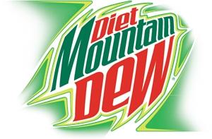 DIET MOUNTAIN DEW Logo Vector (.EPS) Free Download.