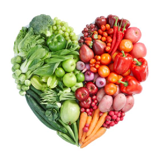 Healthy Food PNG Transparent Images.