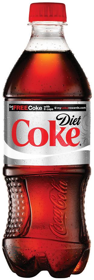 Diet Coke Clipart.