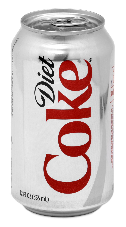 Diet Soda Clipart.
