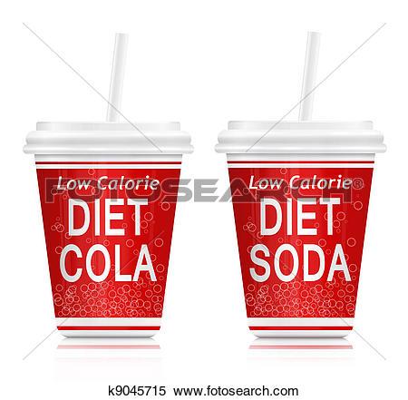 Stock Illustration of Diet drinks. k9045715.