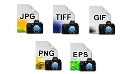 Diferencias entre PNG, JPG, TIF y GIF ¿Cuándo usar uno u otro.