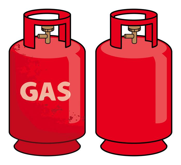 Lpg Gas Clipart.