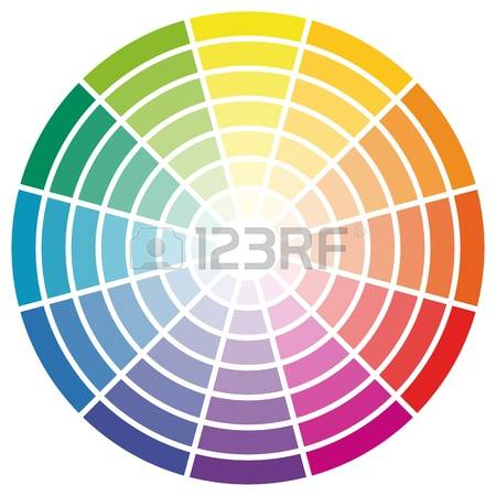 142 Complementary Colour Stock Vector Illustration And Royalty.