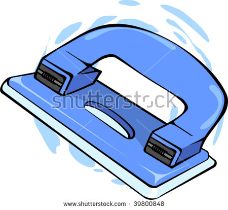 Hole Puncher Stock Vectors, Images & Vector Art.