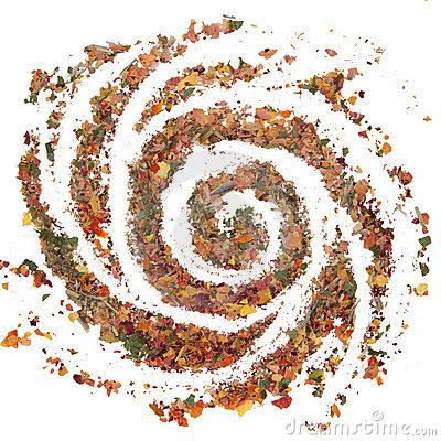 Spiral Galaxy Clip Art.
