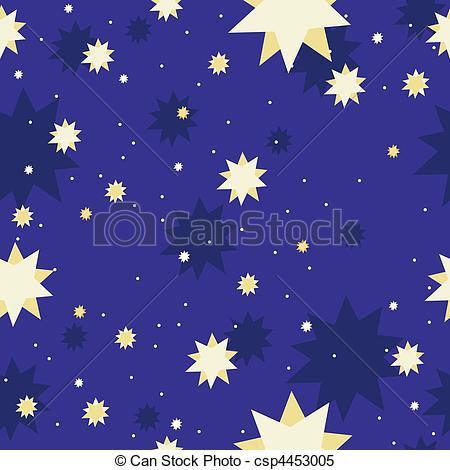 Galaxy of stars clipart.