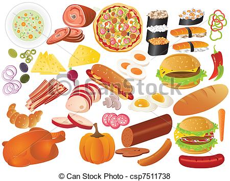 Food Clipart and Stock Illustrations. 610,968 Food vector EPS.