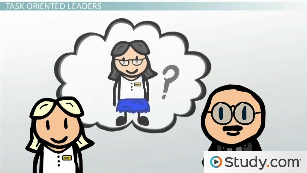 Leadership Orientation: Task.