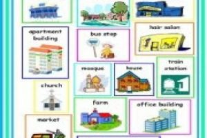 Places in the community clipart 2 » Clipart Station.