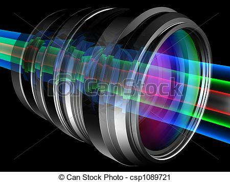 Diffraction Illustrations and Clip Art. 136 Diffraction royalty.