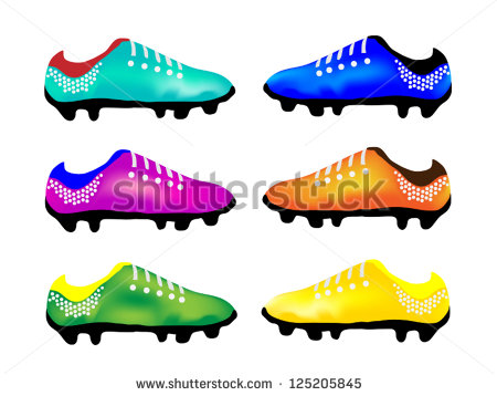 Light Blue, Purple, Green, Blue, Orange And Yellow Color Of.