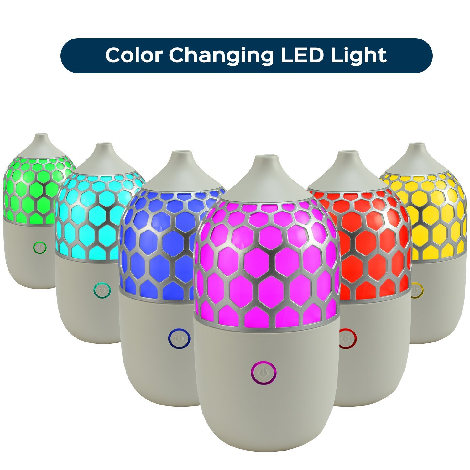 Sterline Elf Essential Oil and Aromatherapy Diffuser with LED.