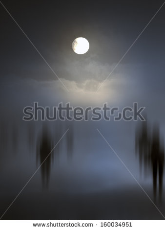 Shadow People Stock Photos, Royalty.