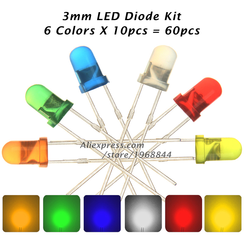 Online Buy Wholesale 3mm flangeless led diffused from China 3mm.