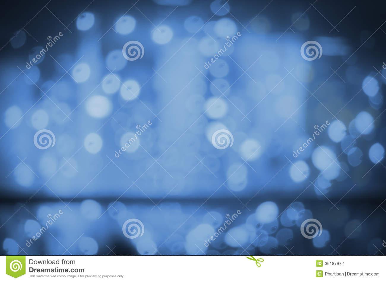 Bokeh Background Circular Glow Stock Photography.