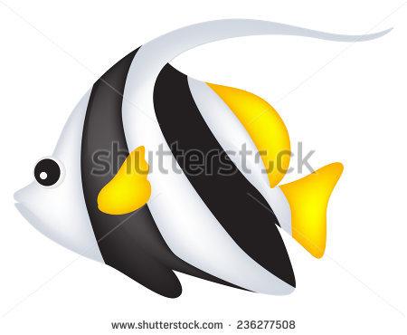 Tropical Fish stockvektorer & vektor ClipArt.