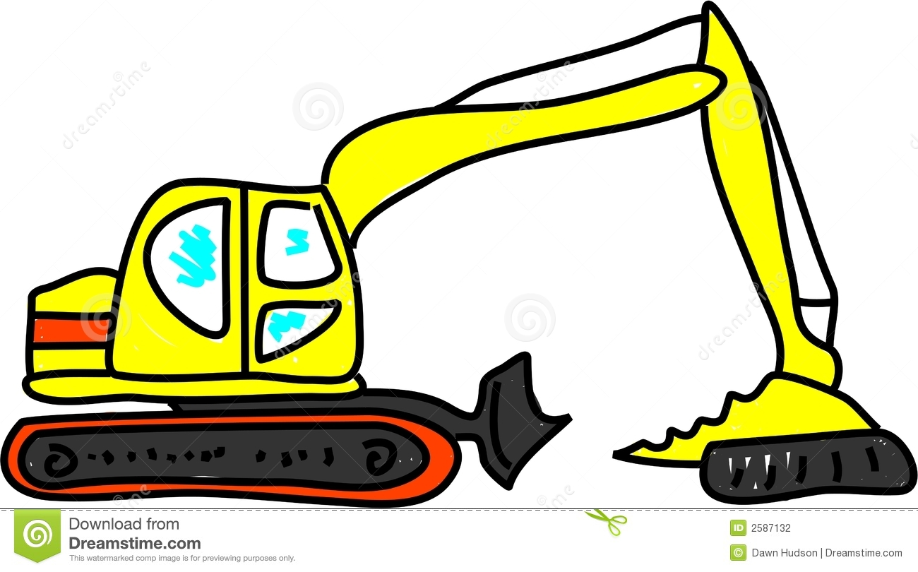 Digger Clipart Stock Photos, Images, & Pictures.