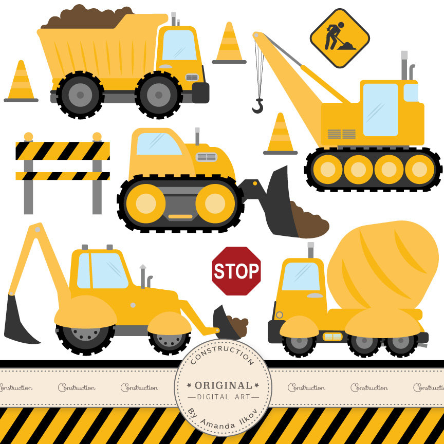 Digger clipart - Clipg...