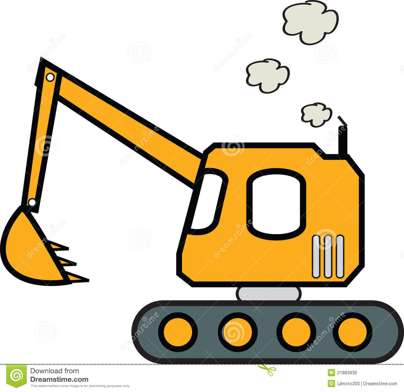 Digger clipart free » Clipart Station.