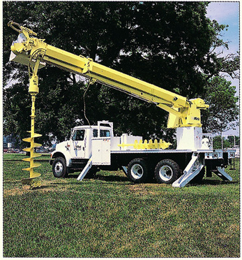 Altec Digger Derricks.