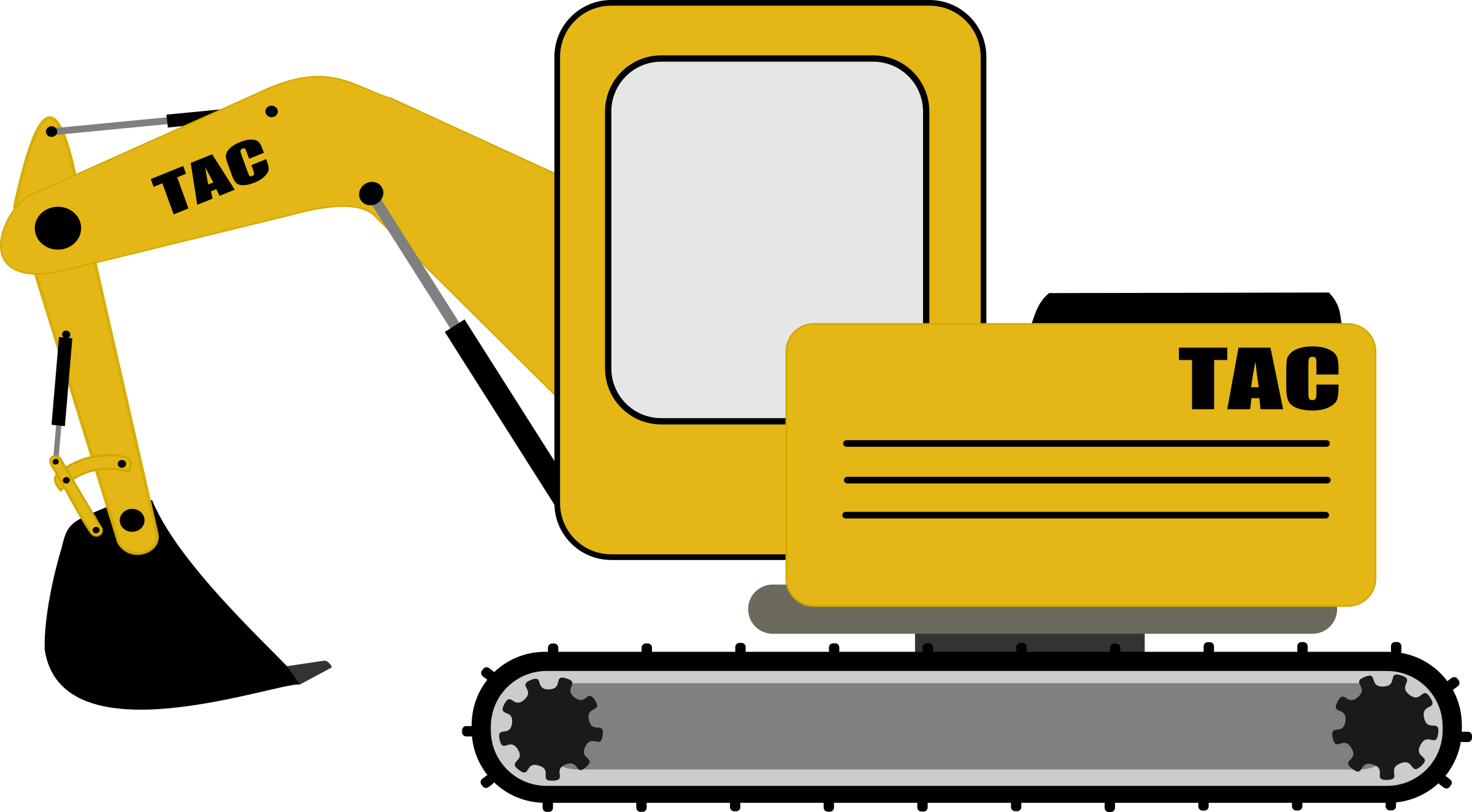 Toy clipart digger, Toy digger Transparent FREE for download.
