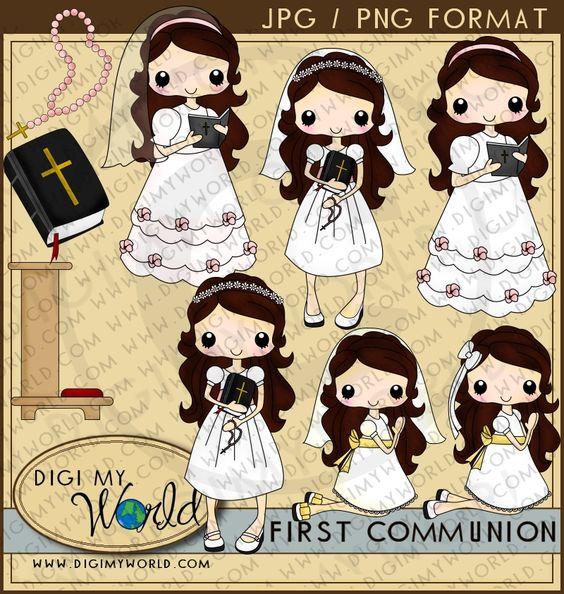 First Communion 1.