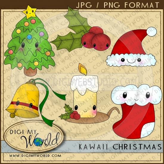 Kawaii Christmas 1.