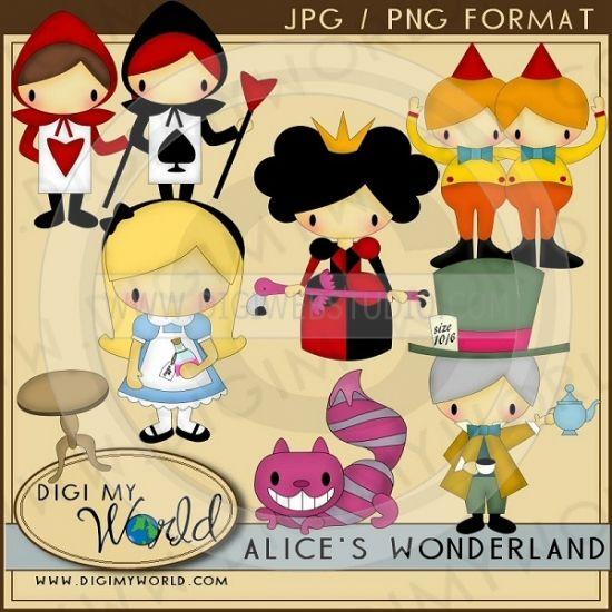Alice's Wonderland 1.