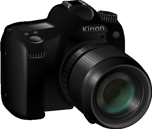 Camera Foto Clipart.