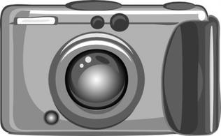 Digital Camera Free Vectors.
