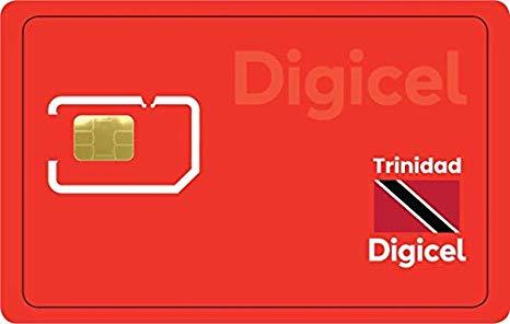 Amazon.com: Digicel Trinidad & Tobago SIM: Prism.