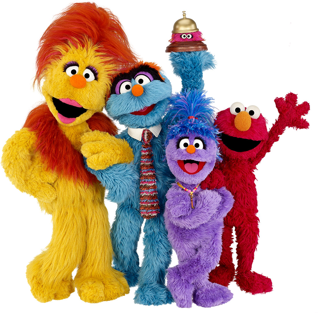 Sesame Street Png & Free Sesame Street.png Transparent.
