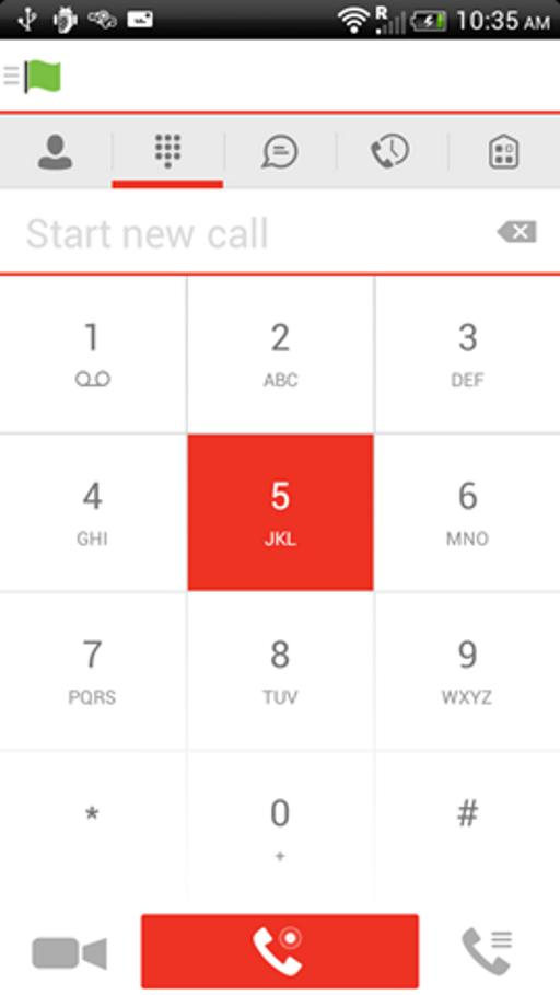 Digicel PNG Hosted PBX for Android.